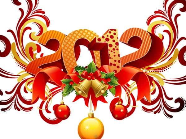 new-year-2012 wallpapers