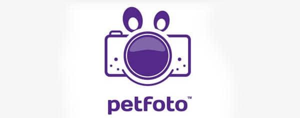 pet foto logo design