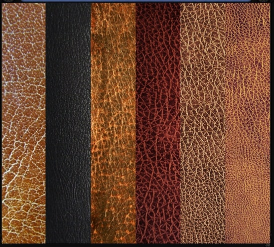 leather pattern collections