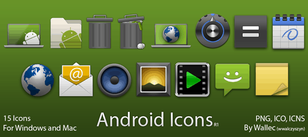 Android_Style_Icons