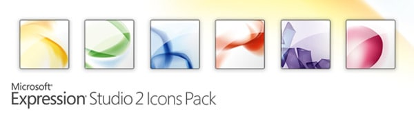 Expression Studio 2 Icons Pack