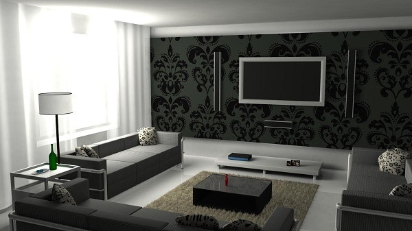 Living room by Rylc