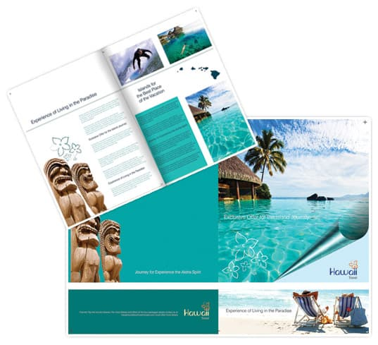 hawaii Brochure