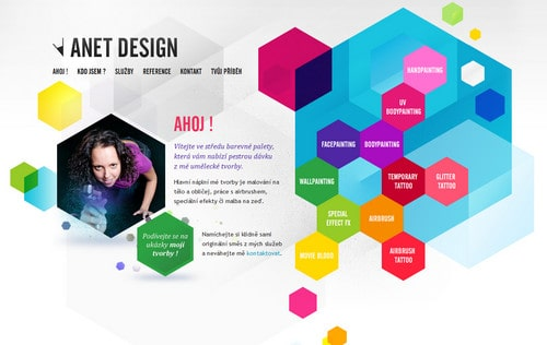 Web Design Inspirations