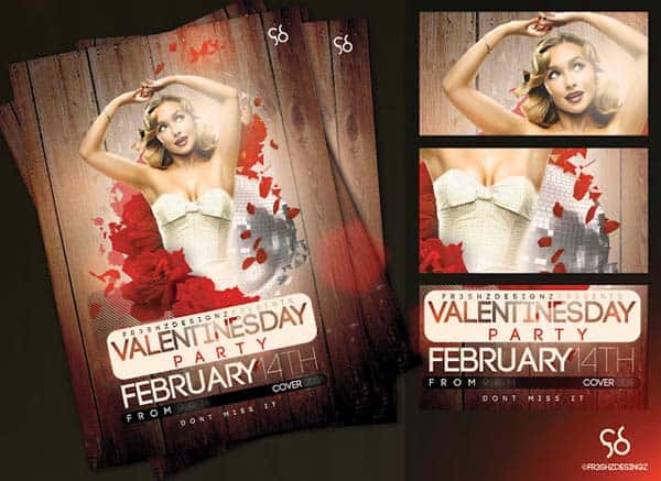 valentine_day_flyers