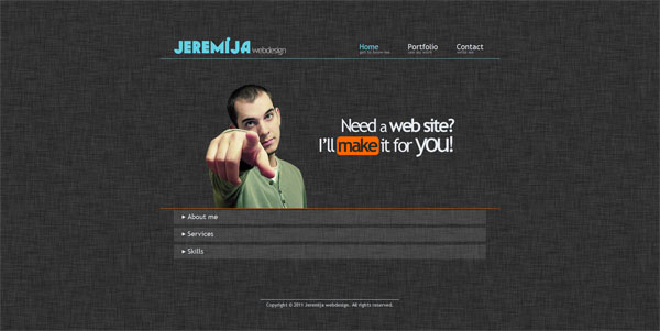 Jeremija Web Design