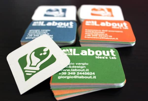 square card set