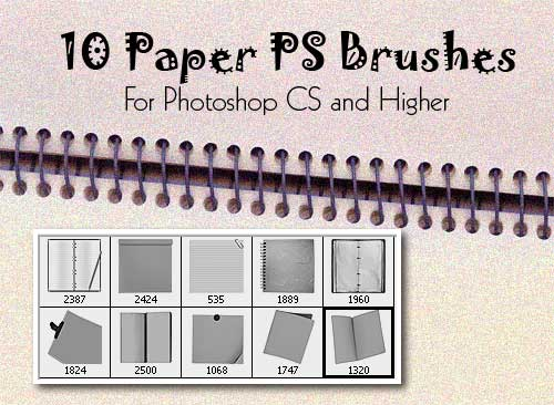 paper-photoshop-brushes