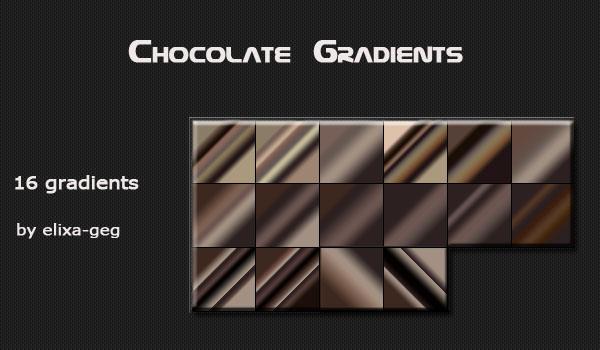 Chocolate Gradients