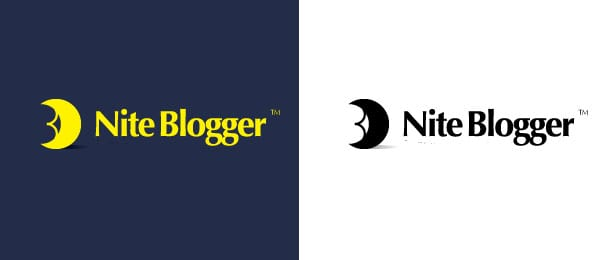 Nite Blogger logo
