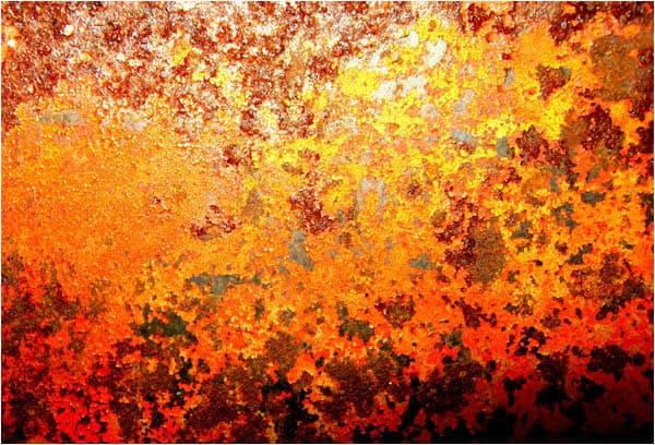 Fire Rust Texture