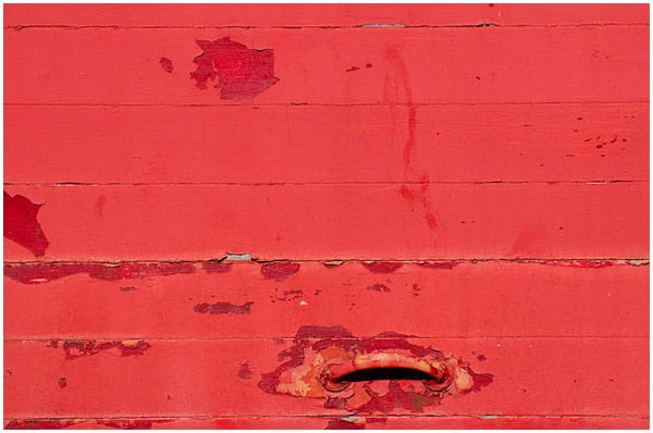 Red Metal Rust