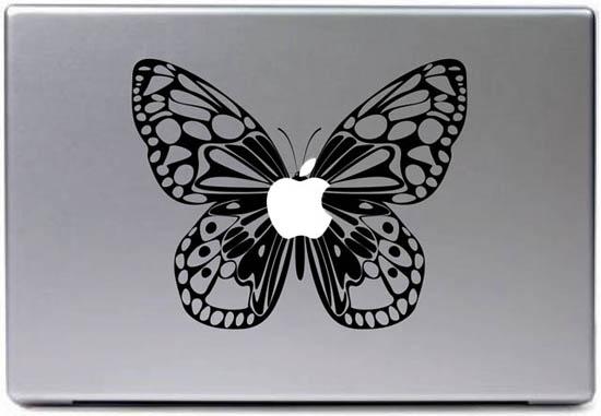Butterfly-MacBook-Sticker