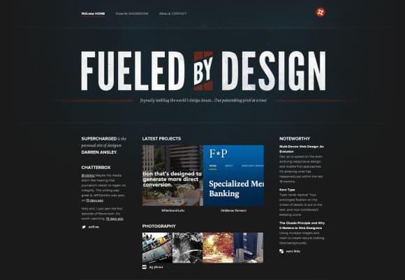 Texture in Web Design