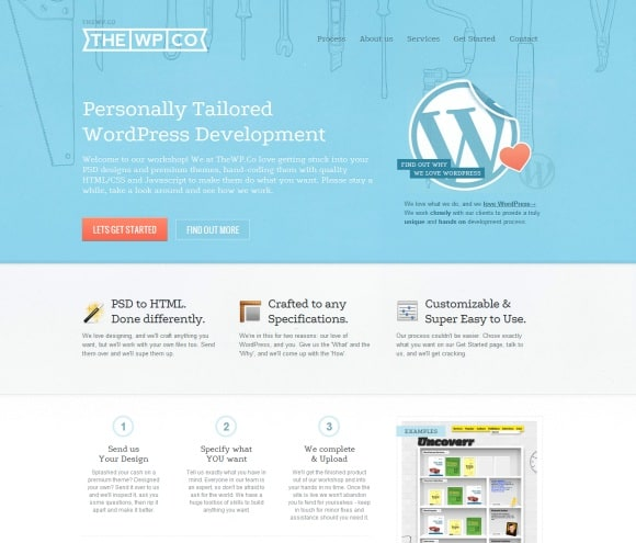 Patterns in Web Design