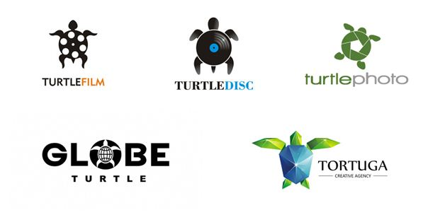Turtle-Logo-design-inspirations