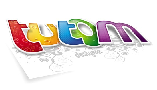 tutom logo design