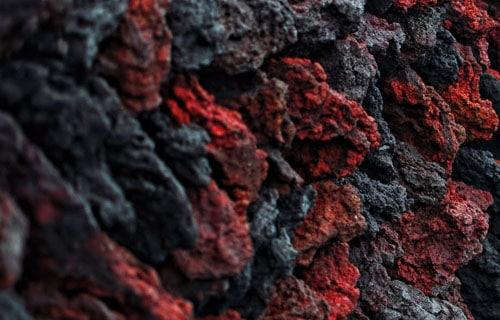 volcanic-texture