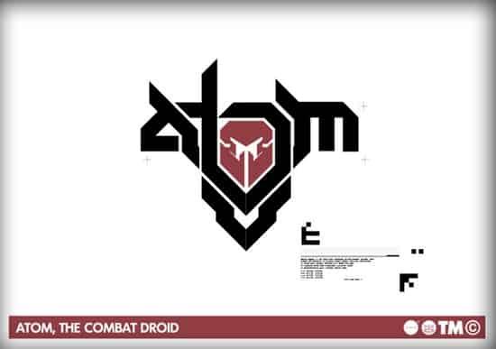typography logo design