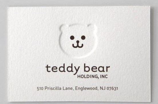 21-Teddy-Bear-Business-Card