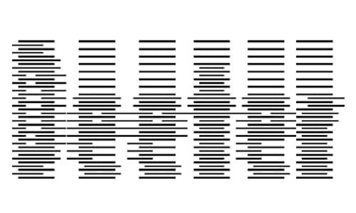 Deeter font