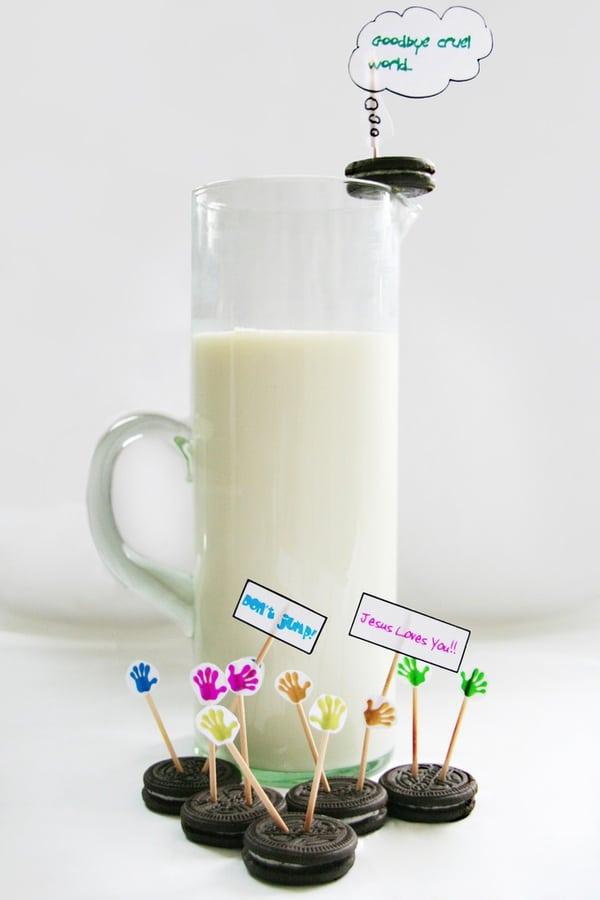 Food Photo Manipulation