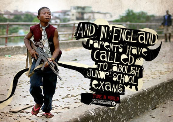 Coalition to Stop the Use of Child Soldiers (England)