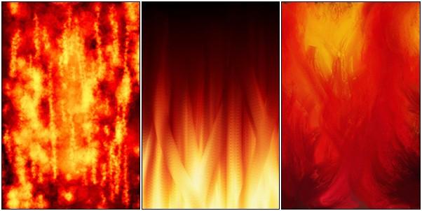 firey-backgrounds