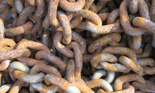 Pile of Chains