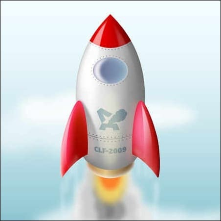 create-a-space-rocket-avatar-in-illustrator