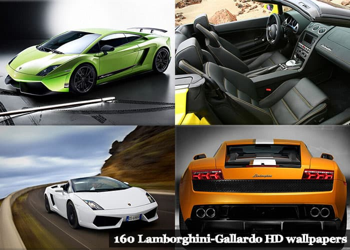 Lamborghini-Gallardo HD wallpapers