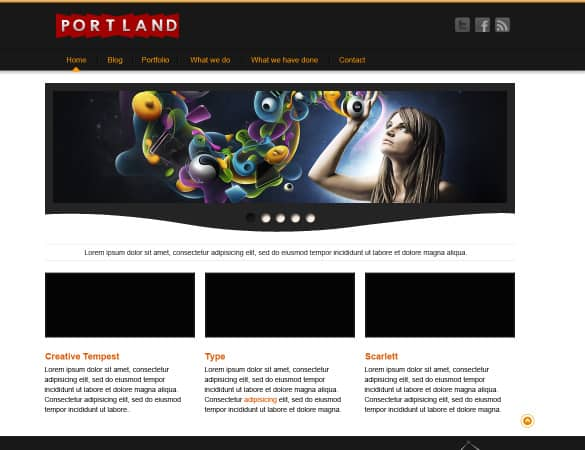 Portfolio Land