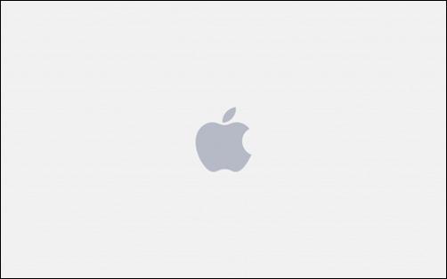 Apple-Logo-White-minimal-wallpapers
