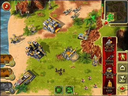 Command-&-Conquer-Red-Alert-ipad-games