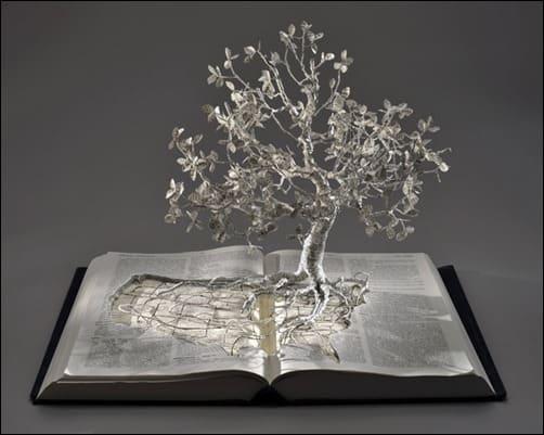 Dictionary-of-American-Regional-English-paper-art