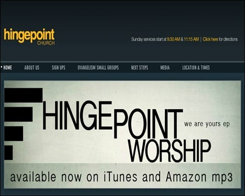 Hingepoint-Church-church-websites