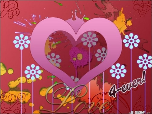 Love-4-ever-Wallpaper-valentine-wallpaper