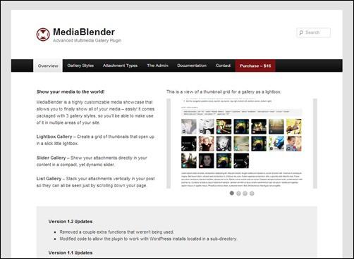MediaBlender-wordpress-sliders