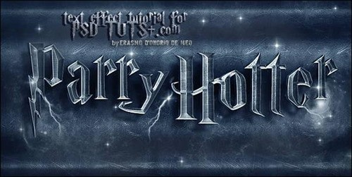 Parry-Hotter-Text-Effect