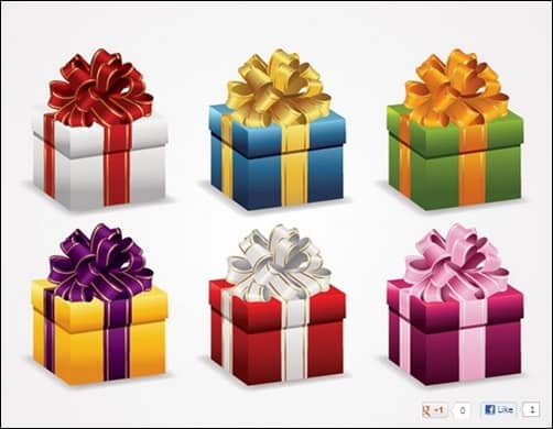 Present-Gift-Box-With-Ribbon-Vector