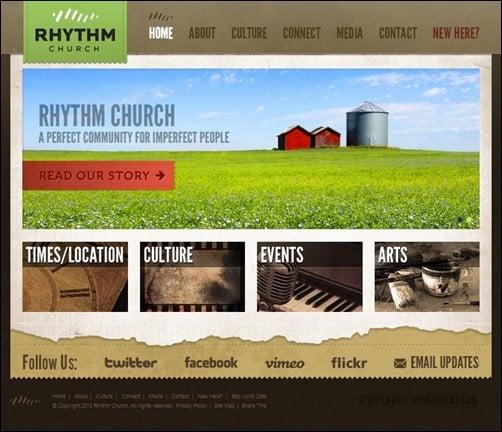 Rhythm-Church-top-church-websites