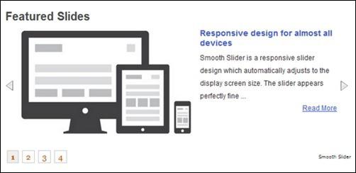 Smooth-Slider jQuery carousel plugin