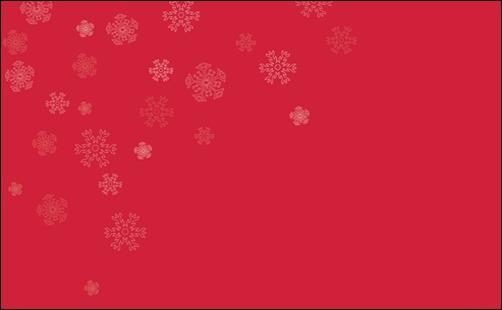 Snowflakes-minimal-wallpapers