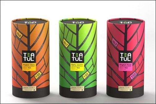 TeaTul-packaging design