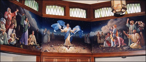 The-Light-wall-paintings