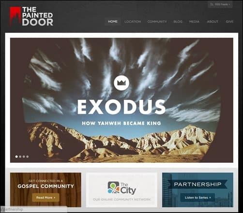 The-Painted-Door-church-websites