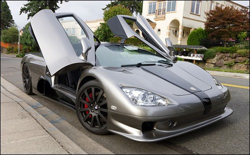Ultimate-Aero expensive cars