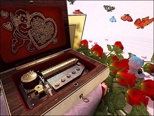 Valentine-Musicbox