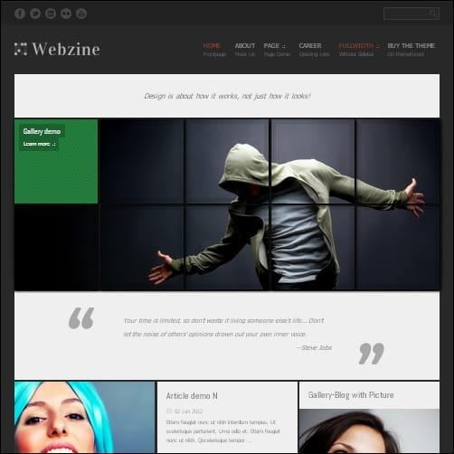 Webzine