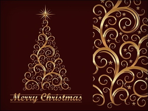 abstract-floral-swirl-christmas-tree-vector.m